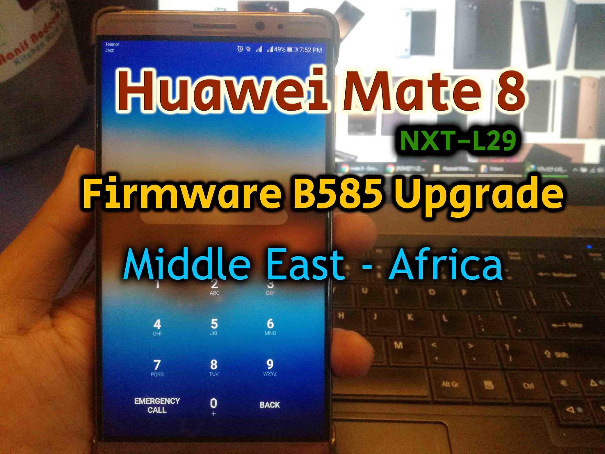 C185 Huawei Update