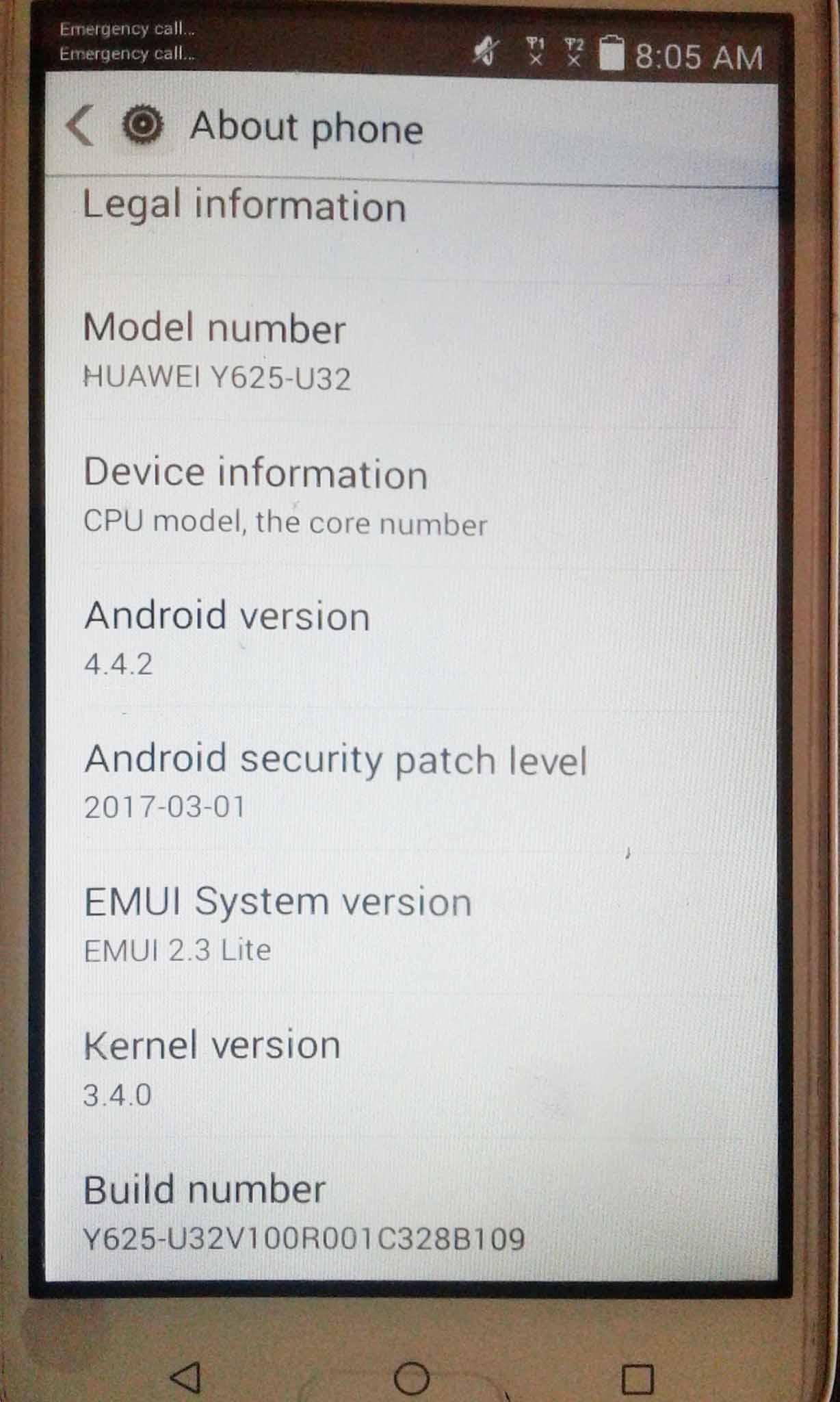 Download Rom Huawei Y625 U32 | CaraNgeflash