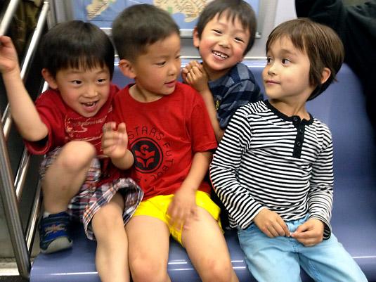 3384_boys_on_train