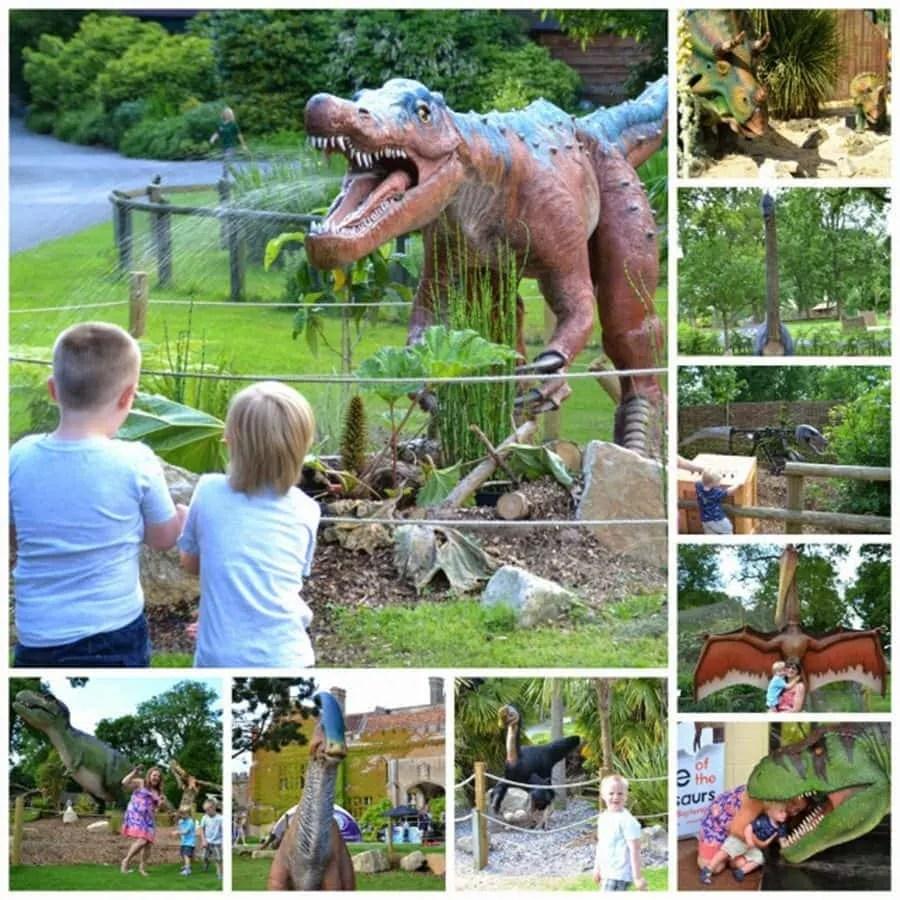 dinosaurs marwell-wildlife-winchester-wildlife-everywhere- www.minitravellers.co.uk