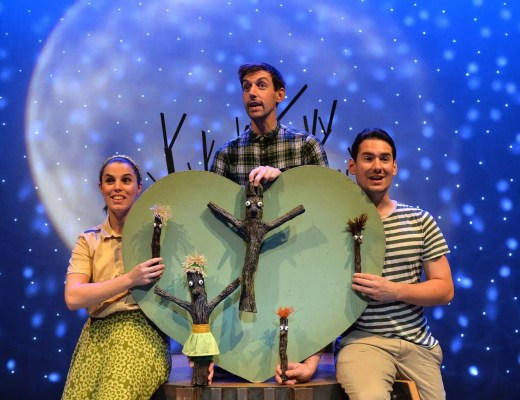 Stick Man - Live on Stage | The Lowry