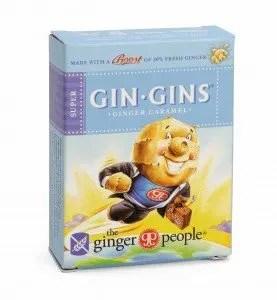 Gin Gins Caramel HR
