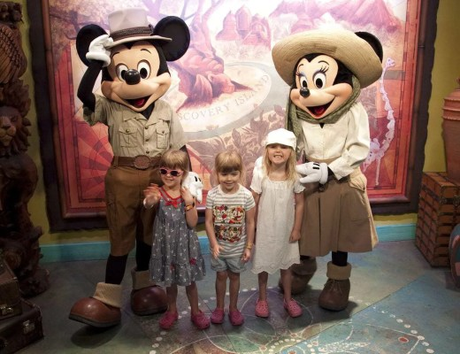 Meet Mickey Mouse in These Unexpected Places at Disney World