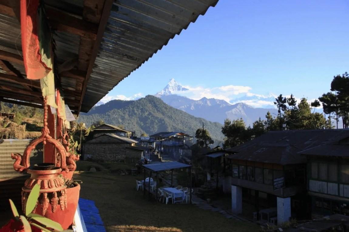 Nepal Adventure to Annapurna Sanctuary