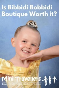 Is Bibbidi BobbidiBoutique Worth it-