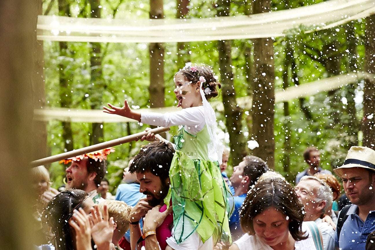 Dates of the Top Family Friendly Festivals Last Year