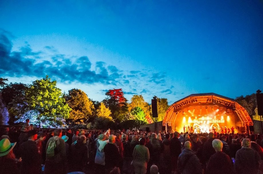 Larmer Tree Festival - As featured in my Family Festivals for 2018 guide at www.minitravellers.co.uk