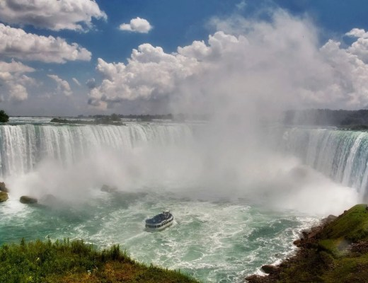 Niagara Falls with the kids: tours you have to take
