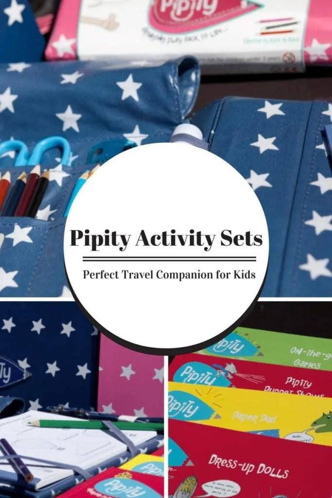 Pipity Activity Sets