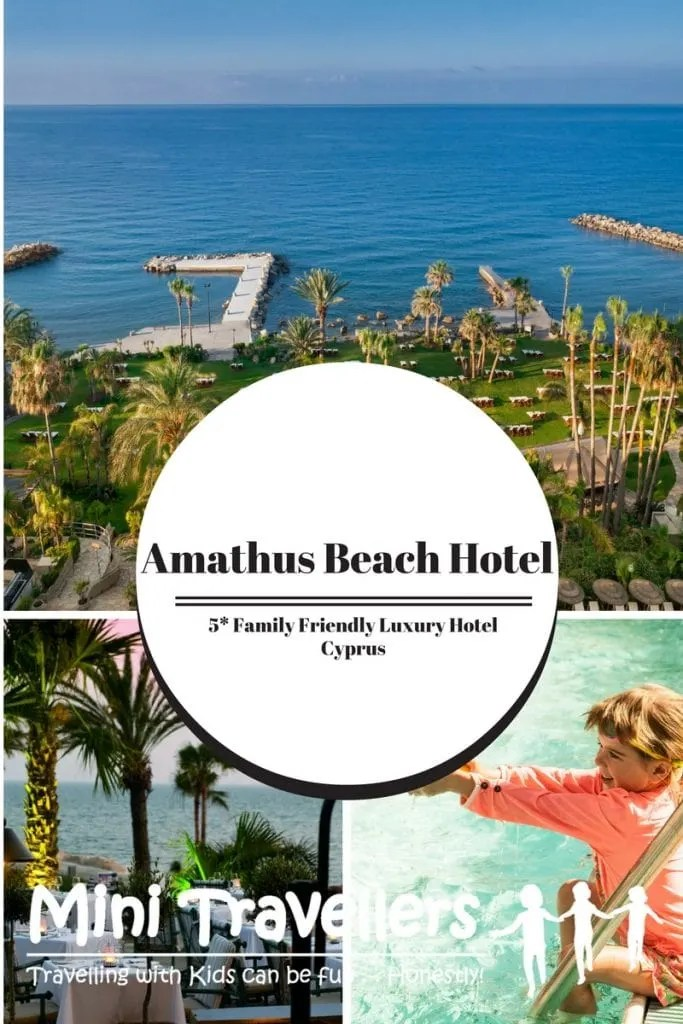 Amathus Beach Hotel Limassol Cyprus www.minitravellers.co.uk