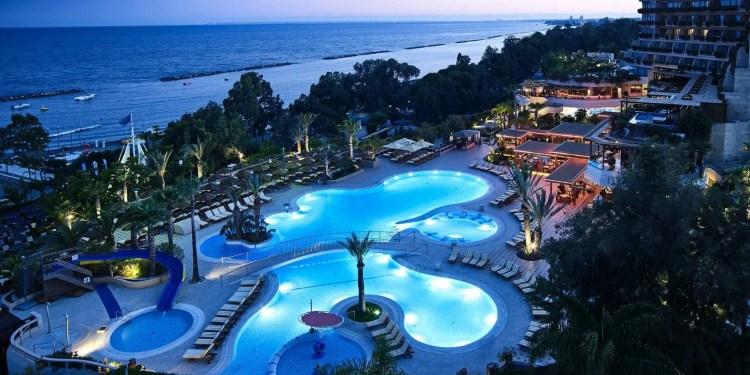 Four Seasons Limassol Cyprus 5* Family Friendly Luxury Hotel www.minitravellers.co.uk
