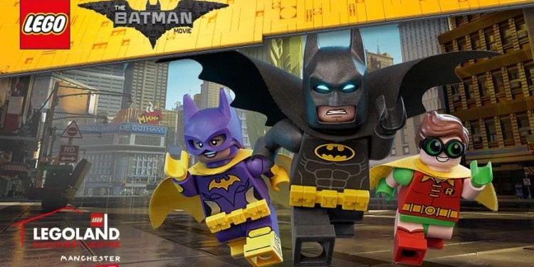 Review of Legoland Discovery Centre Manchester – Special Theme Lego Batman www.minitravellers.co.uk