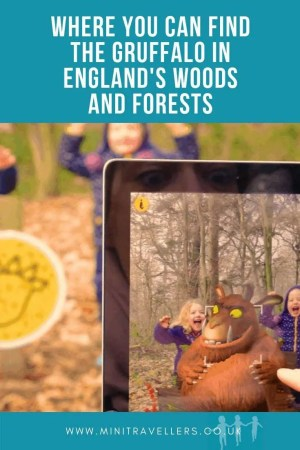 Where You Can Find The Gruffalo in England's Woods and Forests