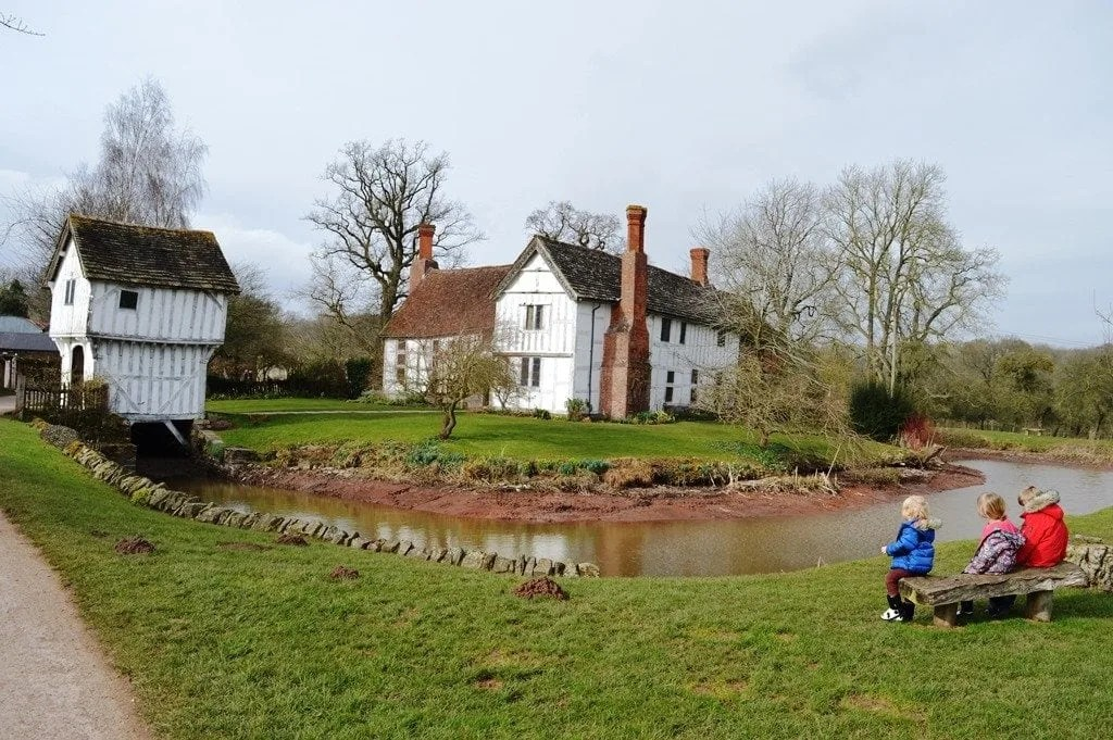 Visiting Brockhampton, a National Trust estate in The Cotswolds