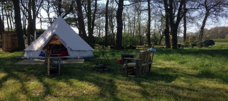 Glamping at Watkinsons Farm, Ormskirk www.minitravellers.co.uk