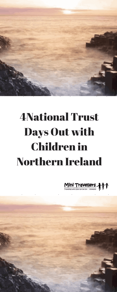 4 National Trust days out with Children in Northern Ireland www.minitravellers.co.uk