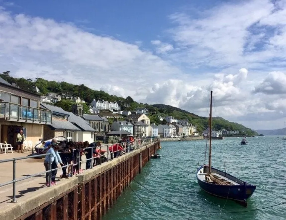 Wonderful Weekend at The Trefeddian Hotel in Aberdovey | Why We Went Back! www.minitravellers.co.uk