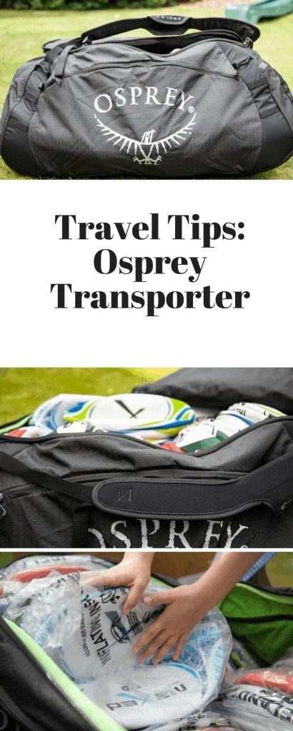 Travel Tips- Osprey Transporter www.minitravellers.co.uk
