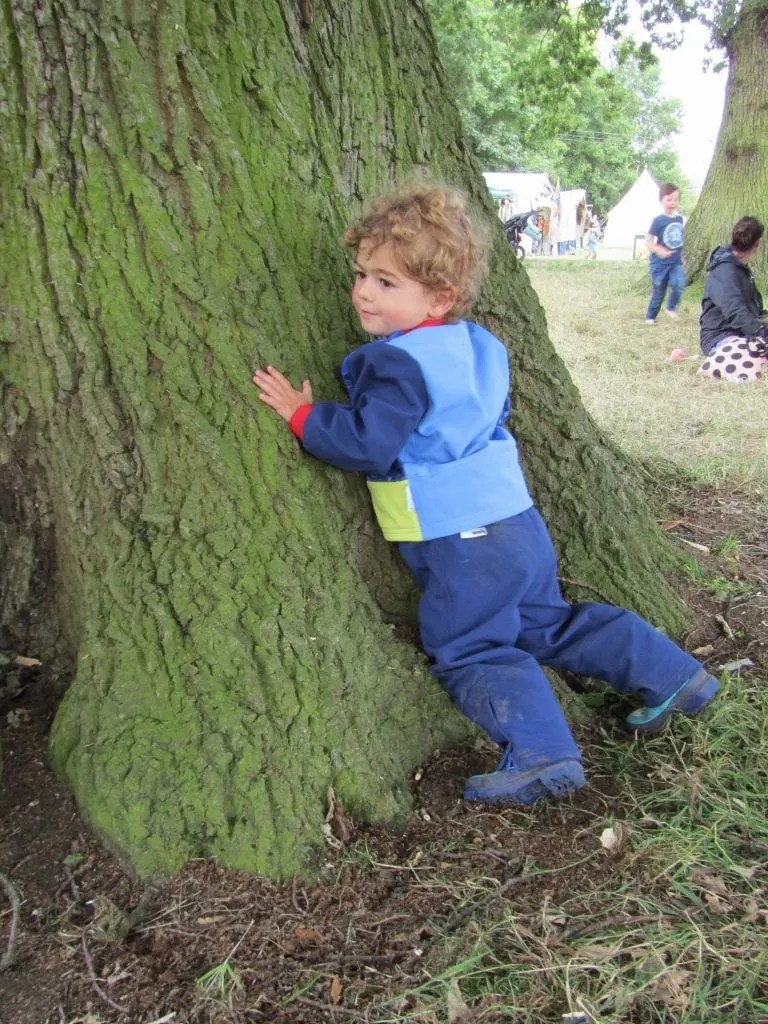 The Kidunk Outdoor Suit for Pre-Schoolers www.minitravellers.co.uk