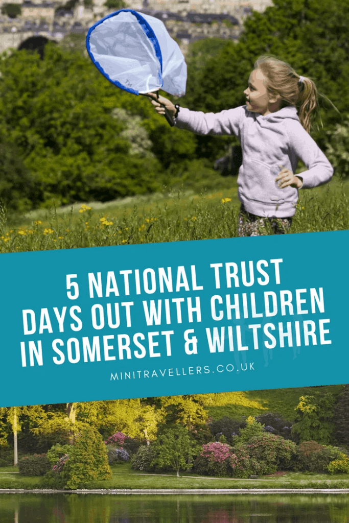 5 National Trust Days Out With Children In Somerset & Wiltshire