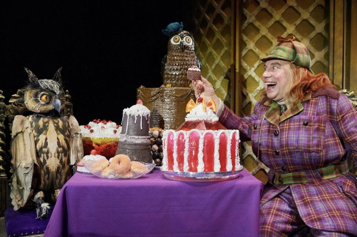 David Walliams' Awful Auntie | Richmond Theatre