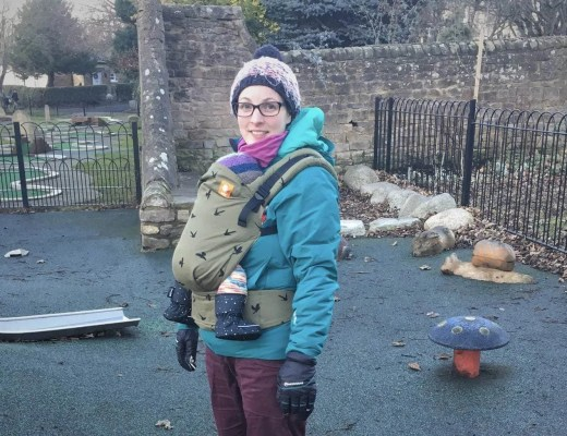 Review | Tula Free to Grow Baby Carrier