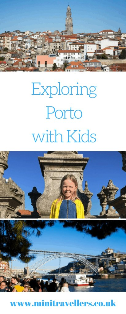 Exploring Porto with Kids