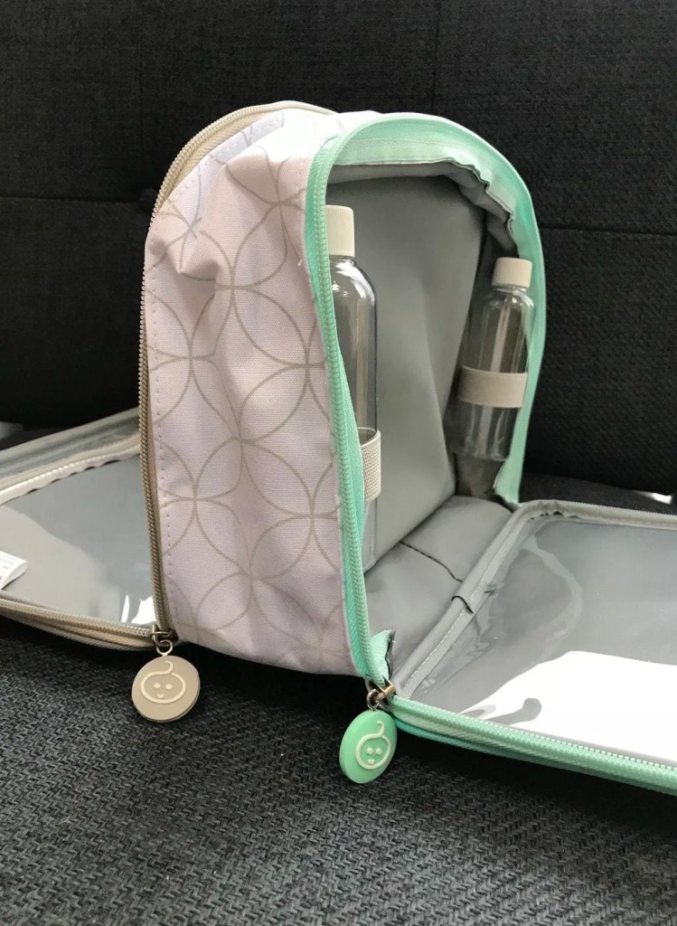 Cuddledry Baby & Me washbag review   Mini Travellers