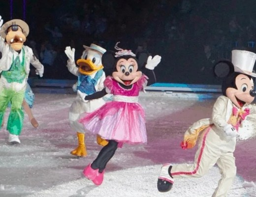 Disney on Ice – Worlds of Enchantment | The Echo Arena, Liverpool