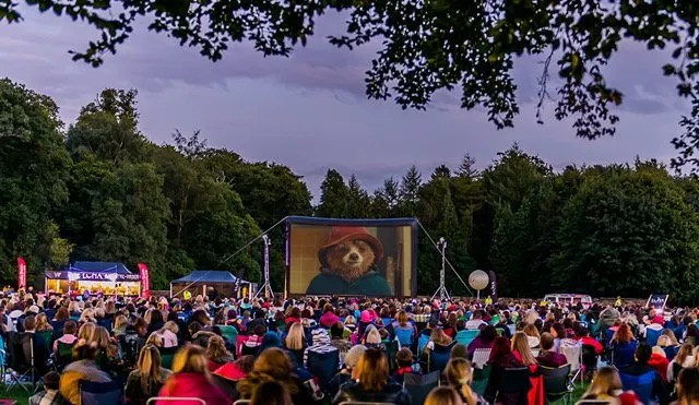Open-air screening of The Greatest Showman Sing-Along at Tatton Park