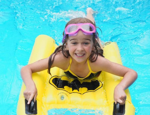 DC Super Heroes Swimwear from Zoggs