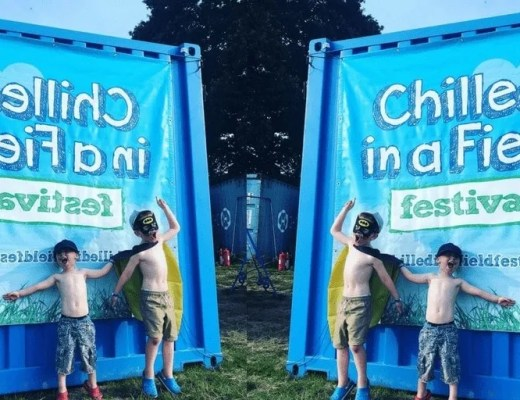 Chilled in a Field Festival 2018 | Family Friendly Festival