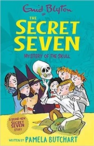 The Secret Seven Mystery of the Skull by Pamela Butchart (Hodder Children's Books)