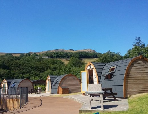 Dovestone Holiday Park | Lodges, Glamping, Pods in the Peak District