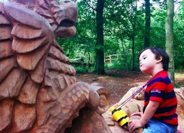 Recommended National Trust Places with Playgrounds