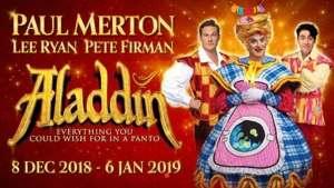 Saturday 8th December - Sunday 6th January 2019