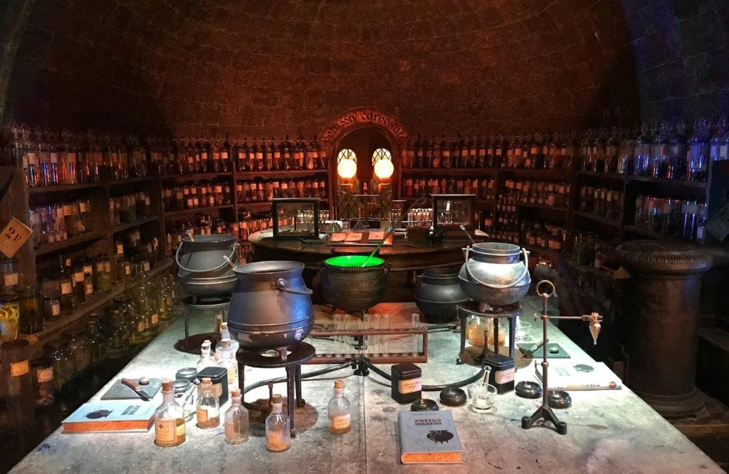Hogwarts in the Snow   Warner Brothers Studio Tour