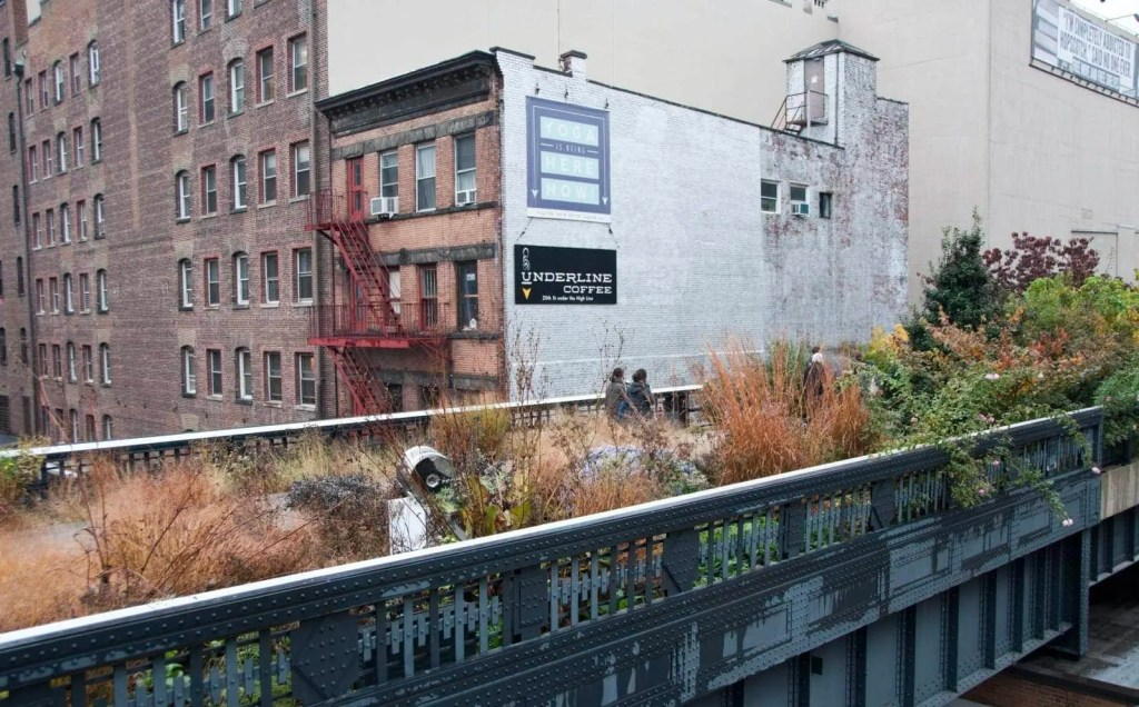 The High Line is an elevated parkway that straddles the lower West Side of Manhattan and a visit to New York wouldn't be complete without walking at least part of it. The High Line promenades through New York City between dilapidated warehouses, striking new developments and over streets and sidewalks. Imaginative planting, reflective spaces and intriguing art installations en-route will keep both you and your children entertained throughout your walk. The High Line, which used to transport cargo and freight across the city, closed in 1980. It was saved from demolition and re-opened in 2009 as a unique and unusual public landscape as individual as the High Line itself. The High Line runs from West 34th Street to Gansevoort Street in the Meatpacking District.