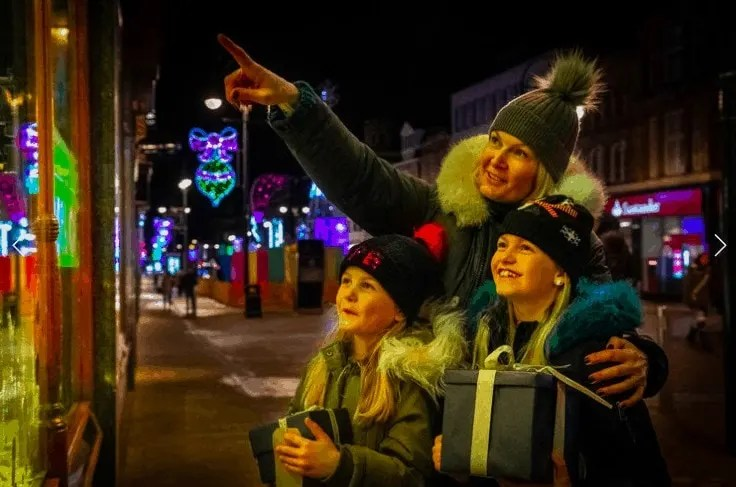 The Lost Present   An Interactive Christmas Adventure Around Leeds City Centre