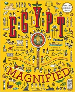 Egpyt Magnfied