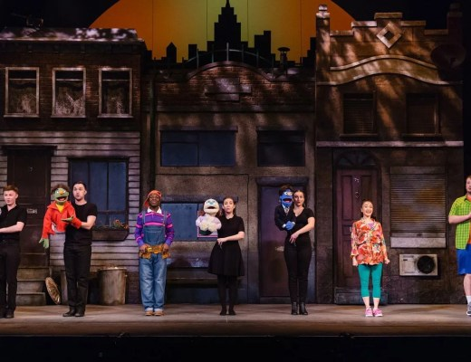 Review | Avenue Q at Storyhouse Chester