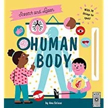 Scratch and Learn: Human Body