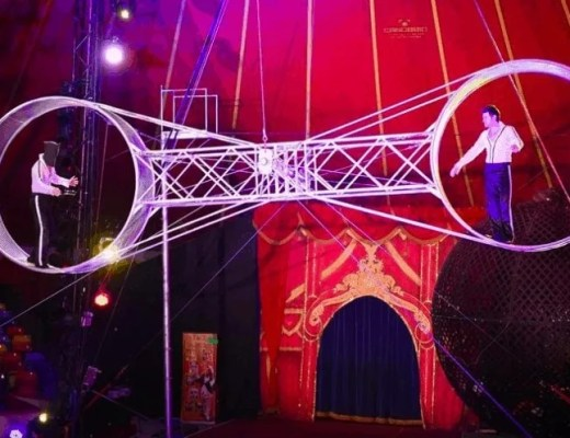 Review   Gandeys Circus - The Greatest Show!