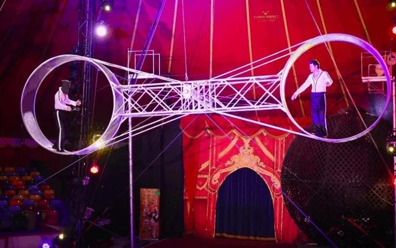 Review | Gandeys Circus - The Greatest Show!