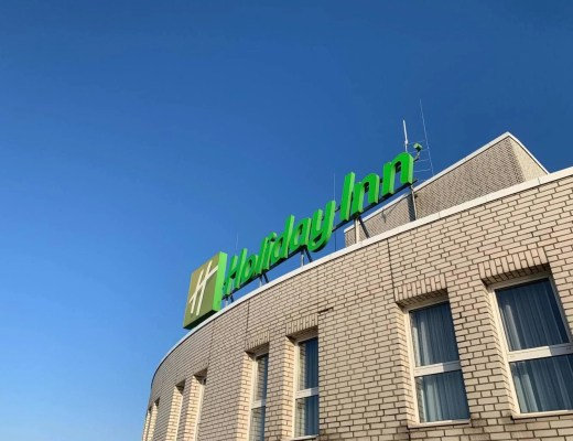 Review | Family Stay At The Holiday Inn Hamburg Germany