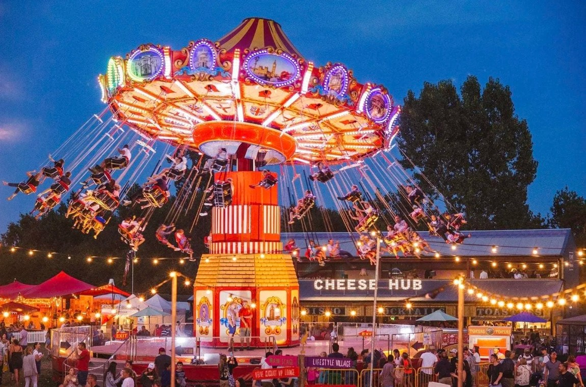 The Big Feastival 2019 - Family Friendly Festivals 2019