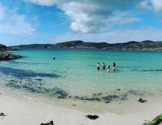 Family Holiday in Lochinver