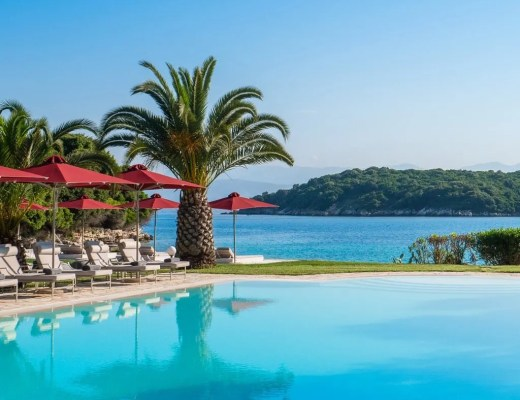 Bella Mare Hotel Review, Corfu, Greece |Small family friendly Hotel in North East Corfu