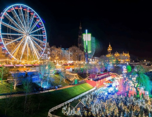 Christmas in Edinburgh 2019