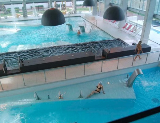 Aquum Spa & Wellness, Salou | Spa with Kids